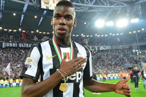 Juventus không quan tâm tới Paul Pogba