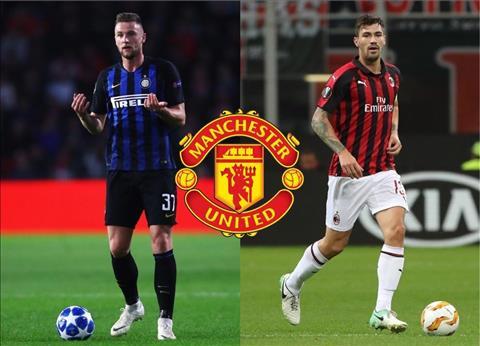 Mourinho muốn chuyển nhượng MU 2019 mua Skriniar và Romagnoli hình ảnh