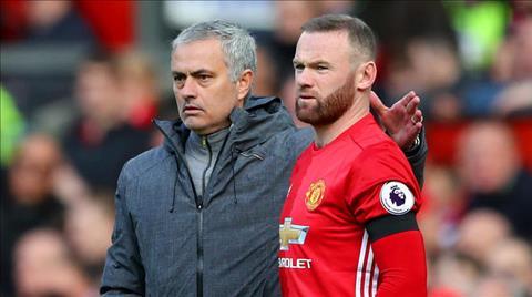 Wayne Rooney bảo vệ Jose Mourinho hình ảnh