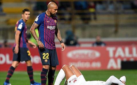 Arturo Vidal có thể rời Barca chỉ sau vài tháng gắn bó hình ảnh 2