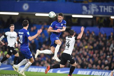 Chelsea sẵn sàng bán Gary Cahill vào tháng 1 năm 2019 hình ảnh