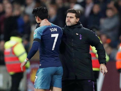 Kết quả video clip West Ham vs Tottenham 1-3 cúp Liên đoàn Anh hình ảnh