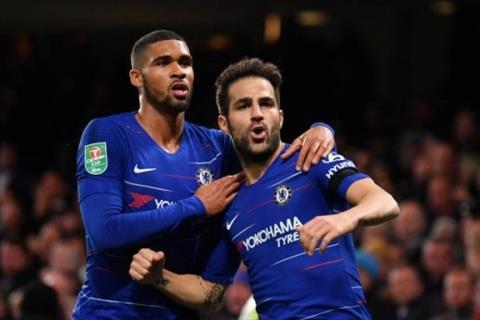 Tiền vệ Cesc Fabregas của Chelsea nói gì khi thất sủng thời Sarri hình ảnh