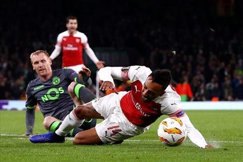Aubameyang nói về chấn thương trước trận gặp Bournemouth hình ảnh