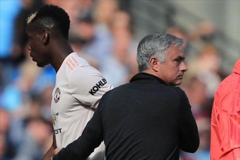 Paul Pogba chế nhạo HLV Mourinho sau trát sa thải của ông thầy hình ảnh