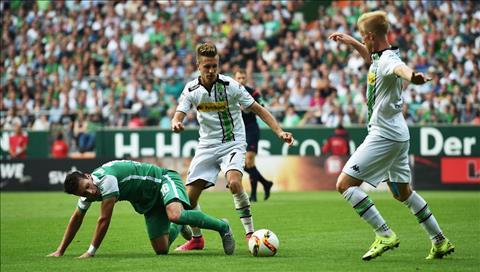 Bremen vs Gladbach 1h30 ngày 275 Bundesliga 201920 hình ảnh