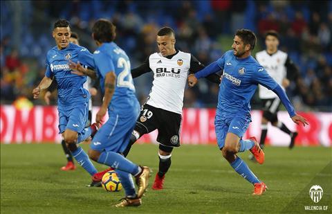 Getafe vs Valencia 3h30 ngày 231 (Cúp Nhà vua TBN) hình ảnh