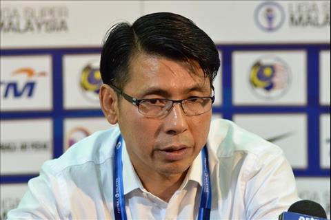 HLV ĐT Malaysia nói gì trước trận gặp Việt Nam hình ảnh