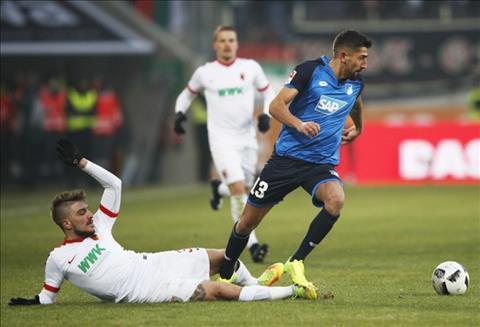 Hoffenheim vs Augsburg 2h30 ngày 1412 Bundesliga 201920 hình ảnh
