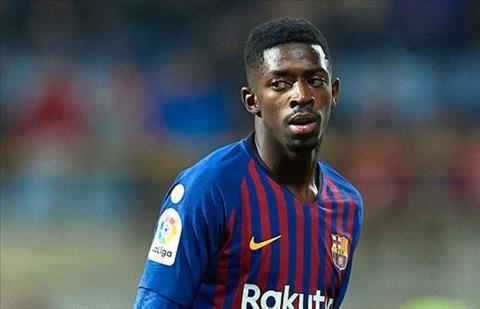 Arsenal quyết tâm mua Ousmane Dembele vào tháng 1 năm 2019 hình ảnh
