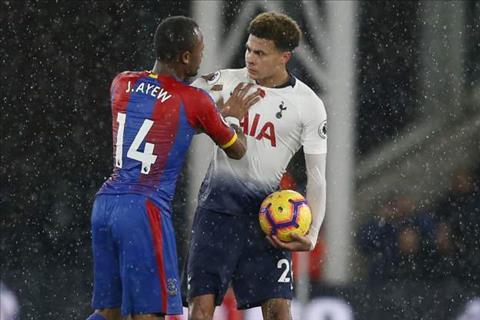 Crystal Palace 0-1 Tottenham Ngày Gà trống sống nhờ hàng thủ hình ảnh
