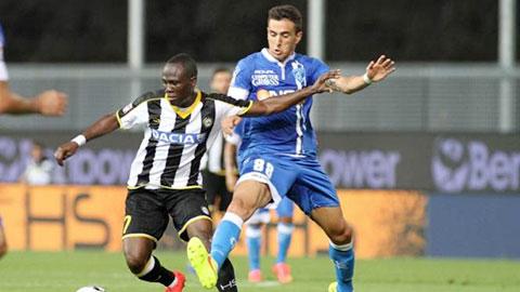 Empoli vs Udinese 21h00 ngày 1111 (Serie A 201819) hình ảnh