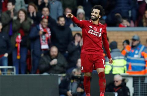 Gervinho nói về Mohamed Salah hình ảnh