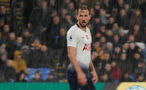 Harry Kane khong the giup Tottenham dan truoc sau 45 phut dau tien