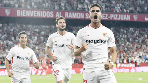 Sevilla vs Espanyol 0h30 ngày 1211 (La Liga 201819) hình ảnh