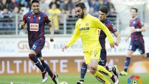 Vallecano vs Villarreal 0h30 ngày 1211 (La Liga 201819) hình ảnh