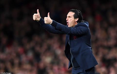HLV Emery phat bieu tran Arsenal vs Wolves