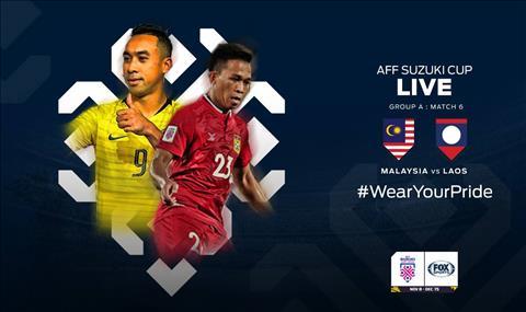 Trực tiếp Malaysia vs Lào AFF Suzuki Cup 2018 tối hôm nay 1211 hình ảnh