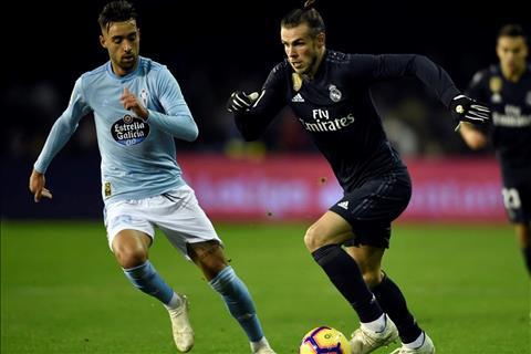 Celta vs Real Bale di bong