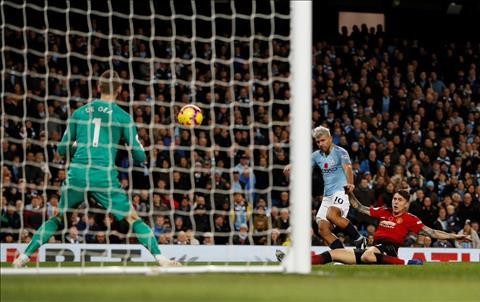Dư âm Man City 3-1 MU Vì thành Manchester giờ màu xanh hình ảnh