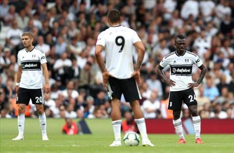 Fulham that bai o san Anfield