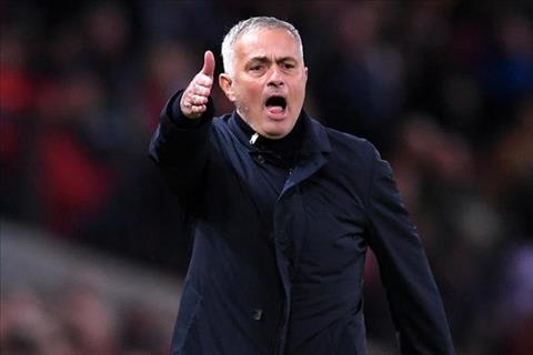 MU dưới thời HLV Mourinho và câu trả lời tháng Mười Một hình ảnh