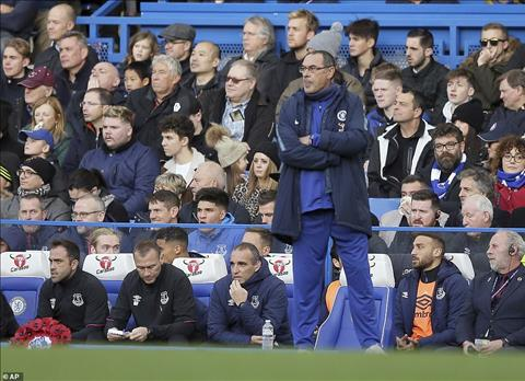 Maurizio Sarri nói về Chelsea hình ảnh