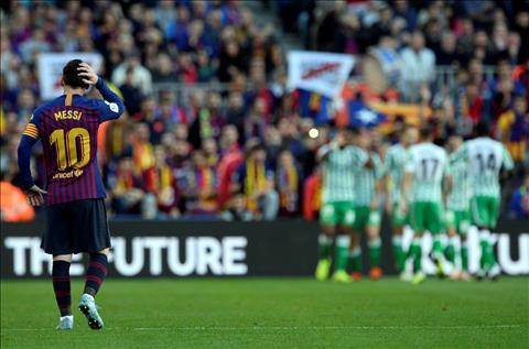 Messi nhin Barca that bai