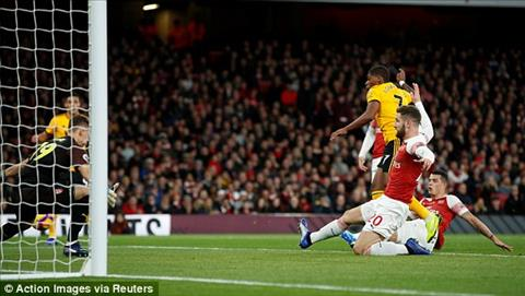 Cavaleiro Wolves vs Arsenal