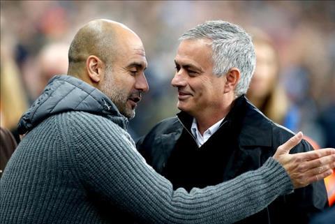 HLV Jose Mourinho xem nhe that bai truoc Man City