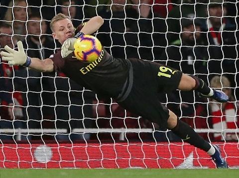 Bernd Leno không đánh giá cao mạch bất bại của Arsenal hình ảnh