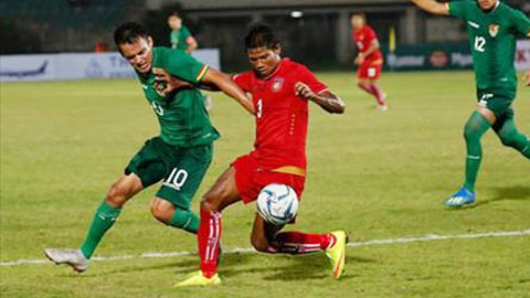 Myanmar vs Campuchia 18h30 ngày 1211 (AFF Cup 2018) hình ảnh