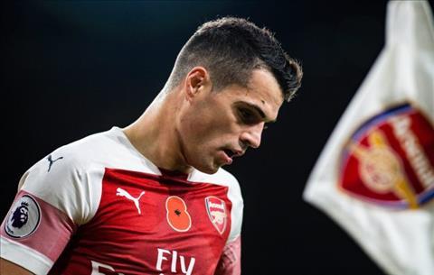 Tiền vệ Xhaka rời Arsenal trở về Basel trong tương lai hình ảnh