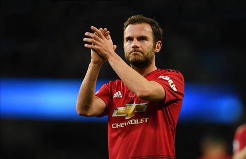 MU muốn gia hạn hợp đồng với Juan Mata  hình ảnh