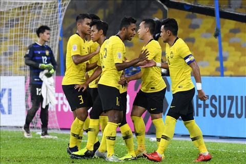 Norshahrul van dang la hong phao chinh cua nguoi Ma tai AFF Cup 2018.