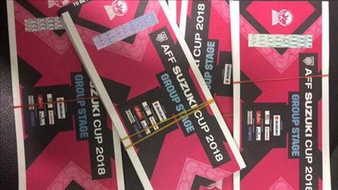 VFF tăng giá vé xem bán kết AFF Cup của ĐT Việt Nam hình ảnh