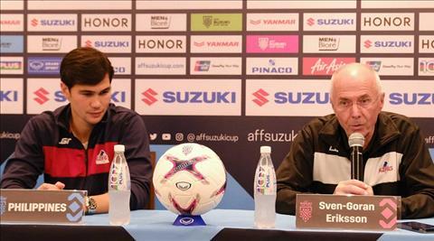 HLV Eriksson tuyên bố đầy bất ngờ sau trận hòa Thái Lan hình ảnh