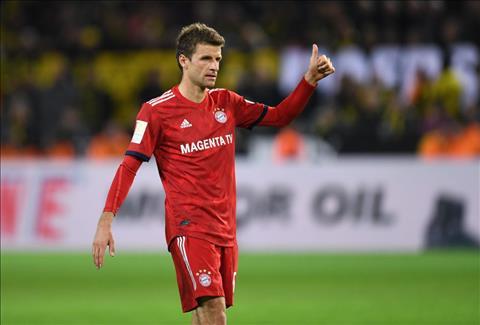 Thomas Muller xác nhận khả năng chia tay Bayern Munich hình ảnh