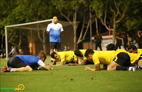 Quốc Vượng tự tin ĐT Việt Nam sẽ giành chiến thắng trước Malaysia