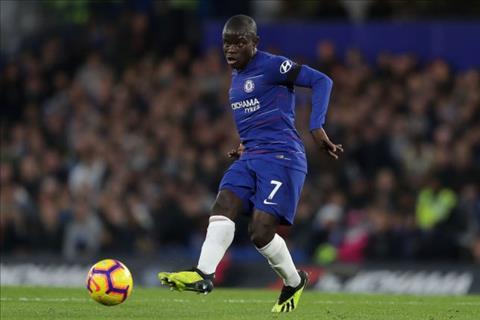 NGolo Kante phủ nhận rời Chelsea sang Real Madrid hình ảnh