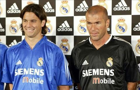 Solari va Zidane