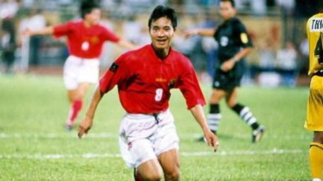 Đối đầu Việt Nam vs Malaysia Nếu có thể, hãy loại người Mã hình ảnh