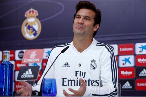 Real Madrid bổ nhiệm Santiago Solari làm HLV trưởng hình ảnh