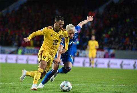 Bỉ vs Iceland 2h45 ngày 1611 (UEFA Nations League 201819) hình ảnh