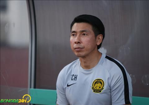 Chùm ảnh Sao nhập tịch Malaysia đau đớn trong buổi tập cuối đấu Việt Nam hình ảnh 2