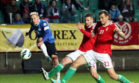 Hungary vs Estonia 2h45 ngày 1611 (UEFA Nations League 201819) hình ảnh