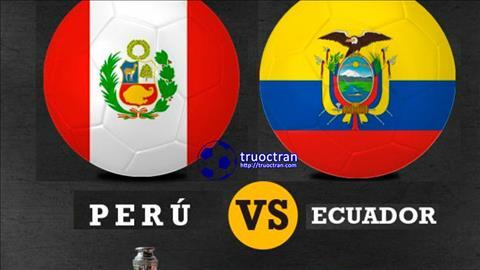 Peru vs Ecuador 08h30 ngày 1611 (Giao hữu quốc tế) hình ảnh