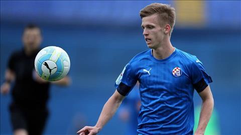 Barca muốn mua Dani Olmo của Dinamo Zagreb hình ảnh