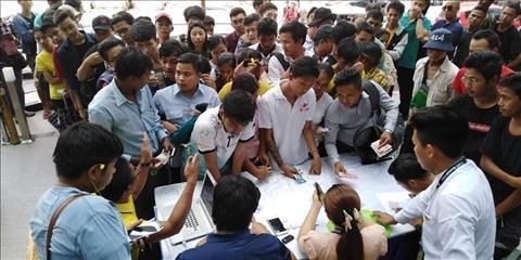 NHM Myanmar chen chuc mua ve tran gap Viet Nam.