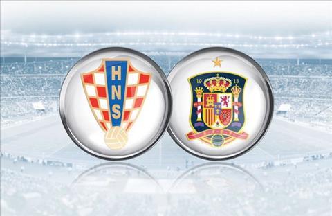 Trực tiếp Croatia vs Tây Ban Nha xem UEFA Nations League 201819 hình ảnh